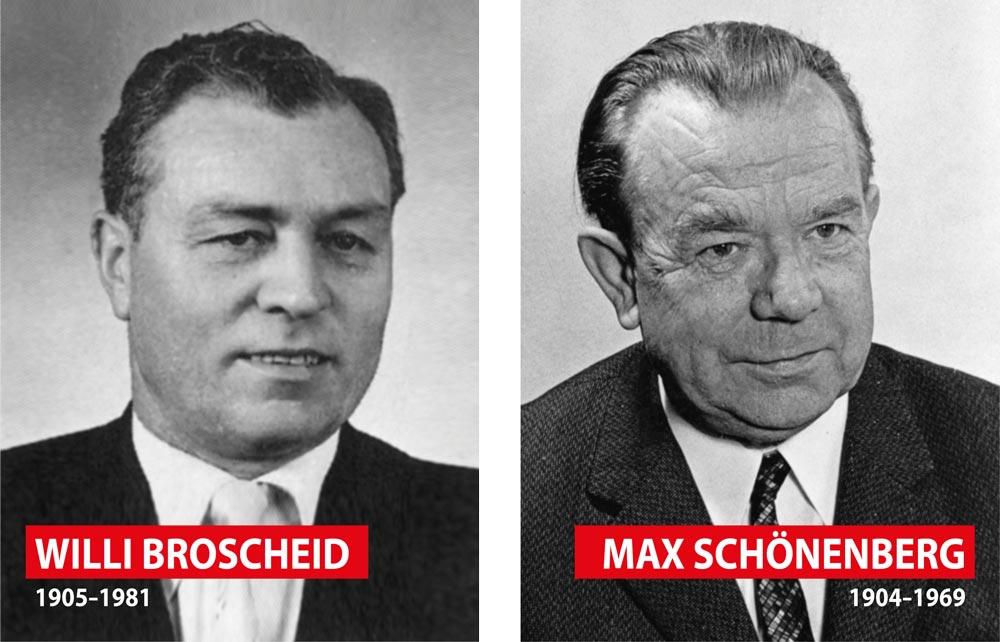 Broscheid und Schönenberg