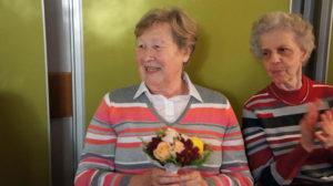 80. Geburtstag von Jutta Stilck