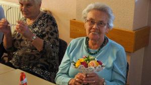 90. Geburtstag von Irene Falk