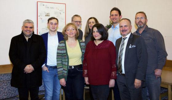 Der Vorstand der SPD Leverkusen