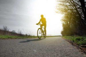 Radfahrer / Bildnachweis: kallejipp / photocase.de